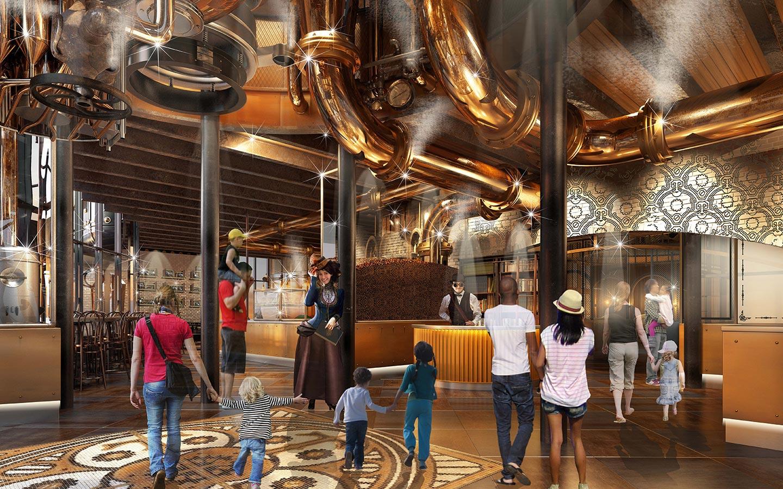 Toothsome Chocolate Emporium Coming to Universal Orlando's ...