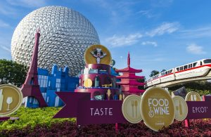 21st Epcot International Food & Wine Festival