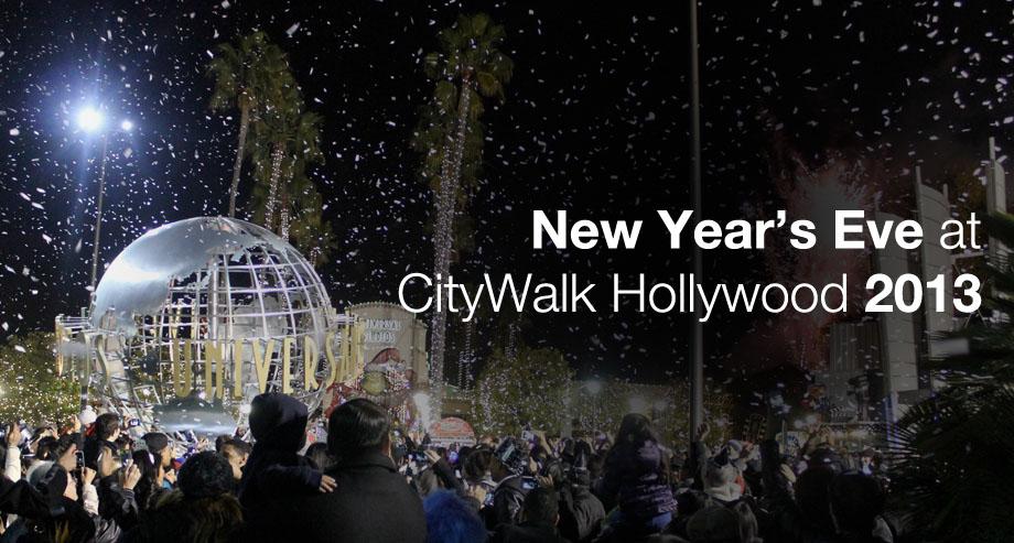 Universal New Years Eve 2018