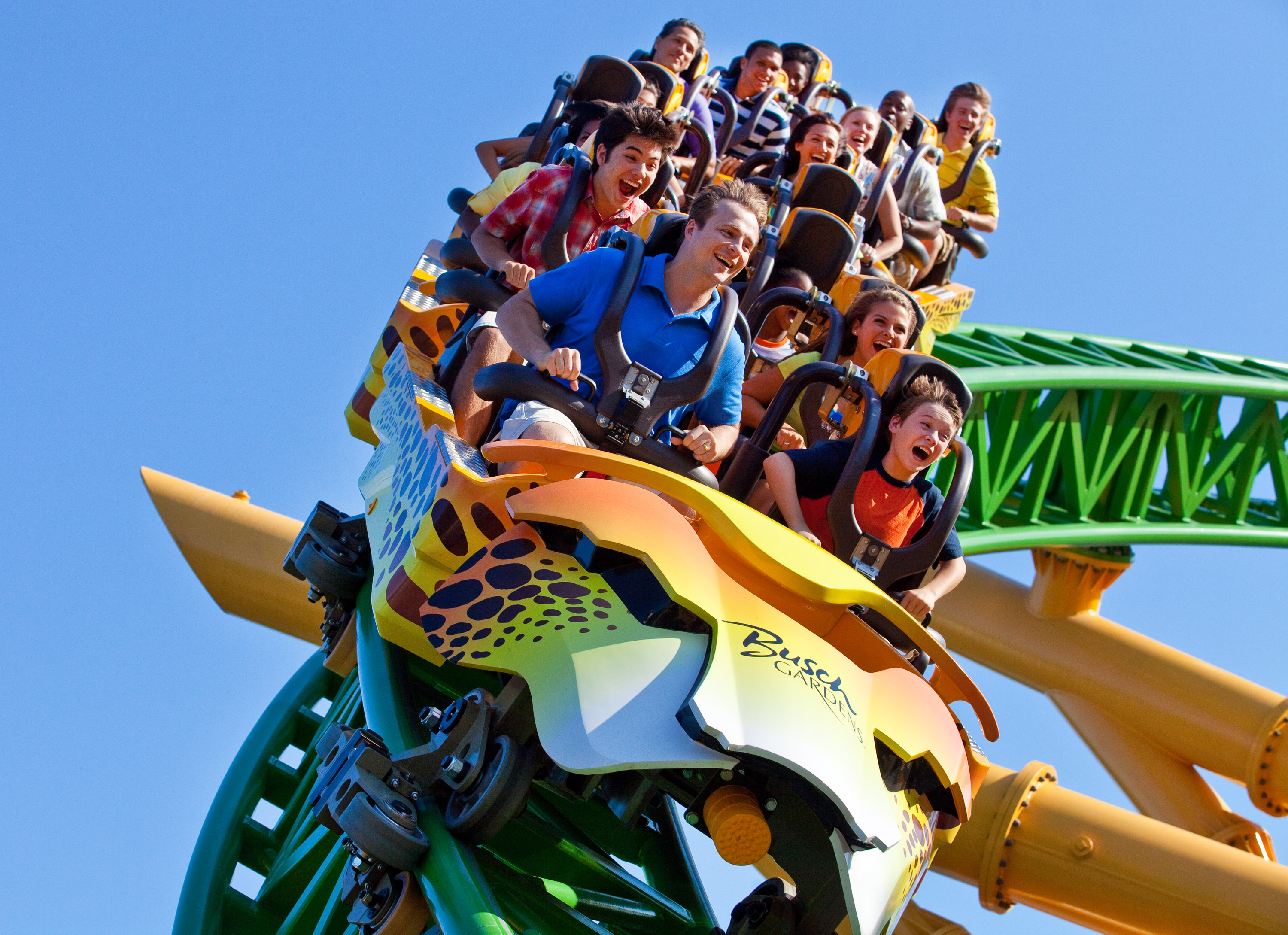 Busch Gardens Tampa Offering Extra 3 Months With Annual Pass; Announce  Calendar Of Events For 2017 | Inside Universal