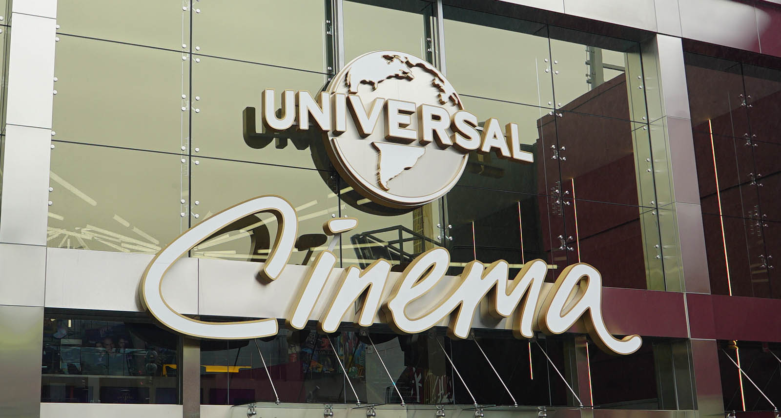 the new universal cinema at citywalk hollywood inside universal