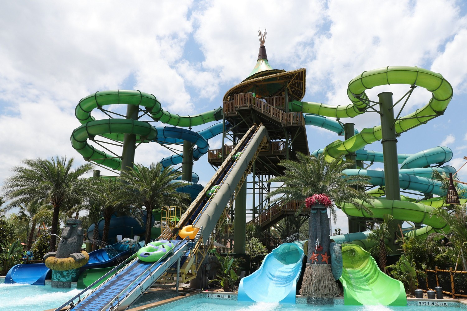 REVIEW: Universal's Volcano Bay Water Theme Park | Inside Universal