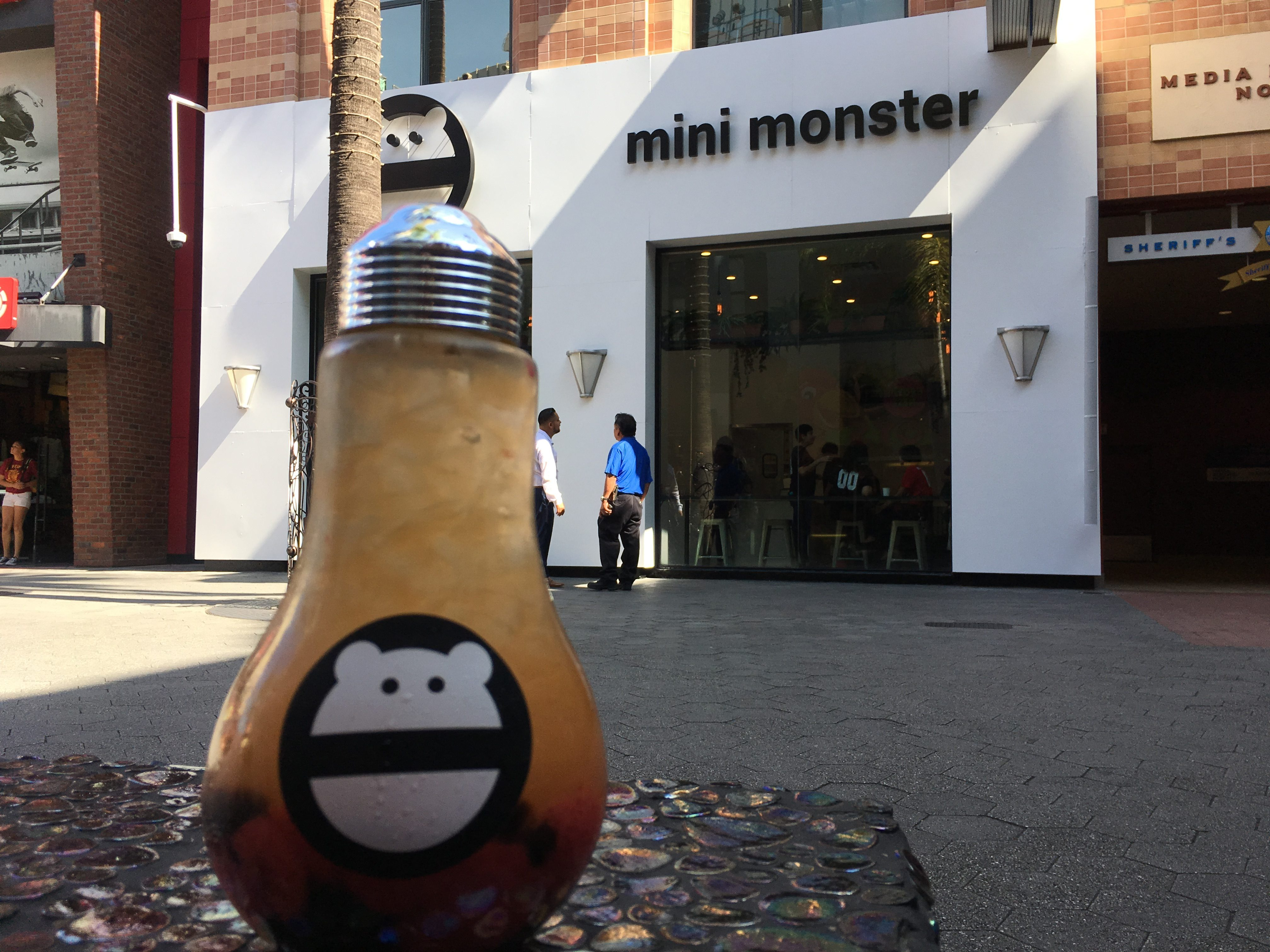 Universal CityWalk Hollywood opening Mini Monster and Poke Bar ...