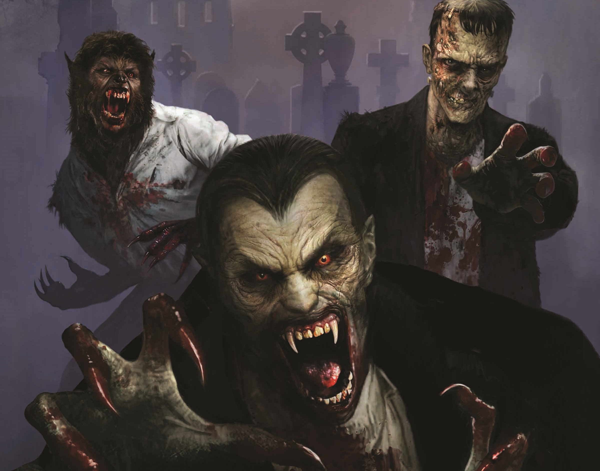 Universal Monsters Maze Announced For Halloween Horror Nights At Universal Studios Hollywood Inside Universal