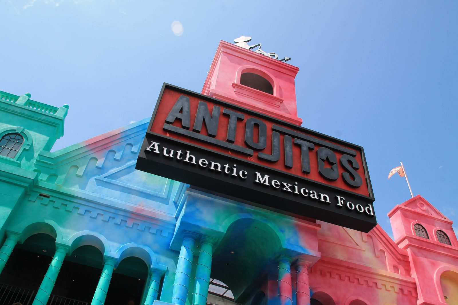 Antojitos Mexican Restaurant Coming To Citywalk In Hollywood