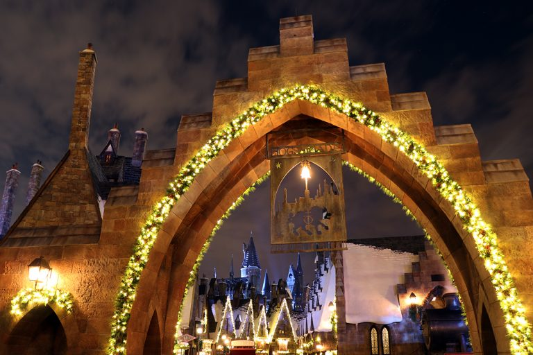 Universal Orlando offering Florida Residents exclusive offers & benefits for the 2020 Holiday Season