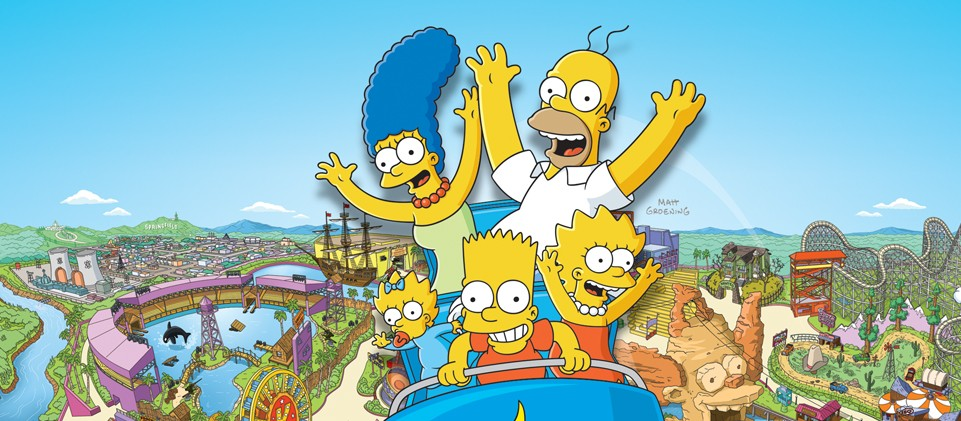 Let S Talk About The Simpsons Rights At Universal Parks Inside Universal