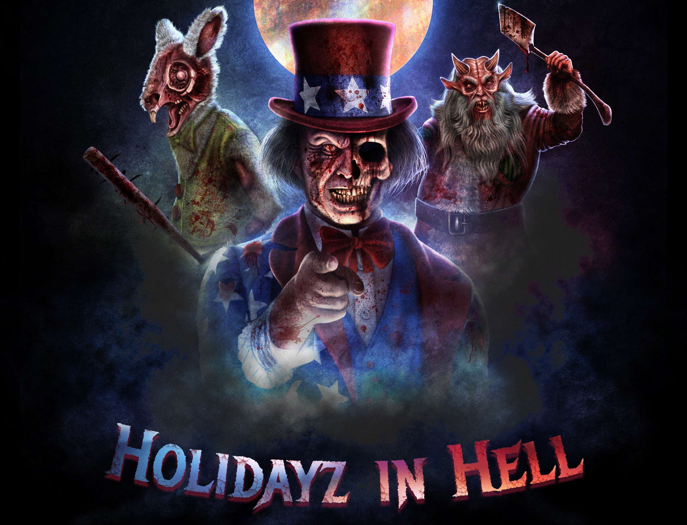 Holidayz in Hell haunted house announced for Halloween