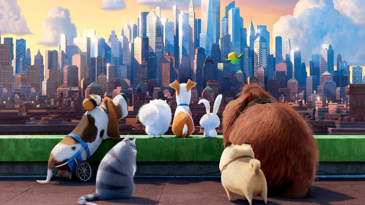 Universal Studios New Rides 2020 The Secret Life of Pets: Off the Leash! coming to Universal