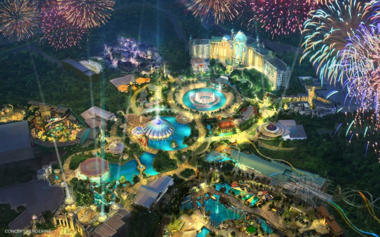 Construction on Universal Orlando's Epic Universe officially delayed