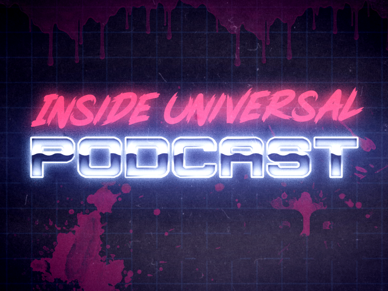 The Inside Universal Podcast: Horror Nights Hollywood 2019 First Impressions Review