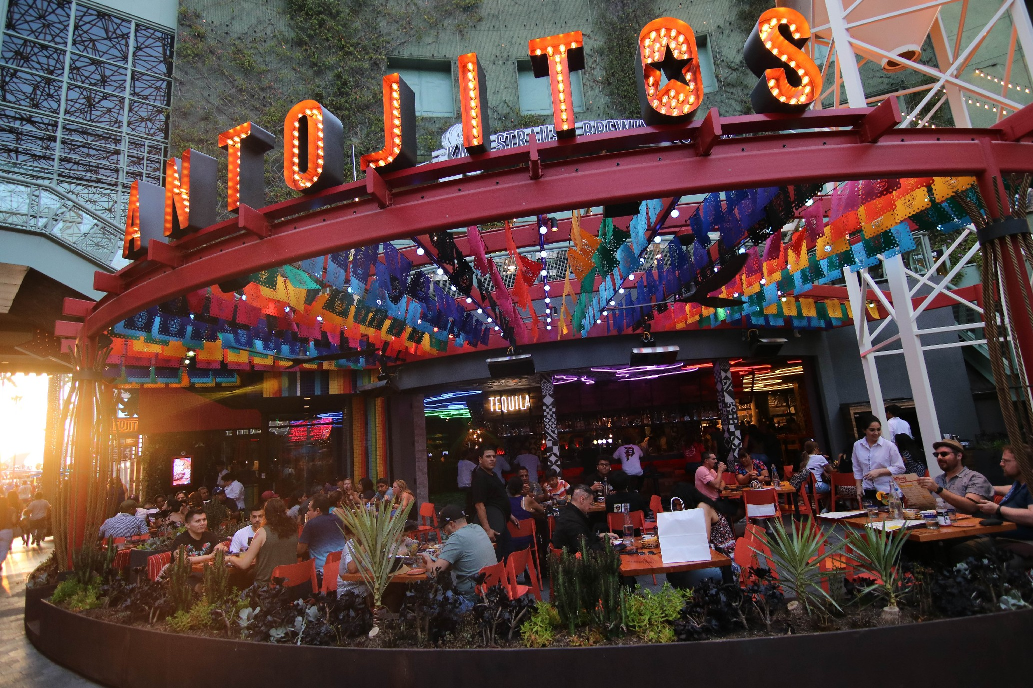 A Closer Look At Antojitos Mexican Restaurant At Citywalk