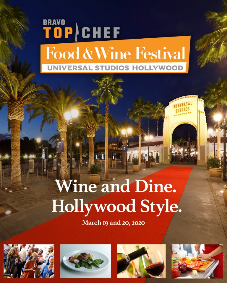 Bravo's Top Chef Food & Wine Festival postponed at Universal Studios Hollywood
