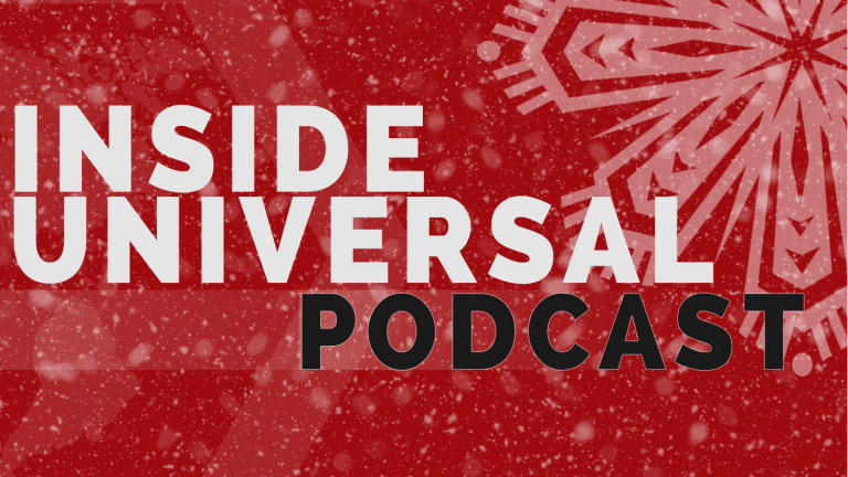 The Inside Universal Podcast: Holidays in Hollywood