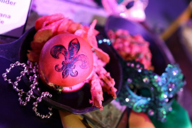 Soft Shell Crab Slider