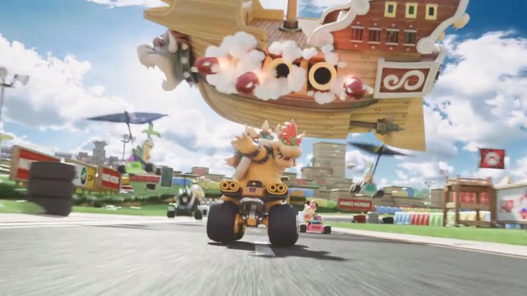 Universal Studios Japan reveals new details on Super Nintendo World