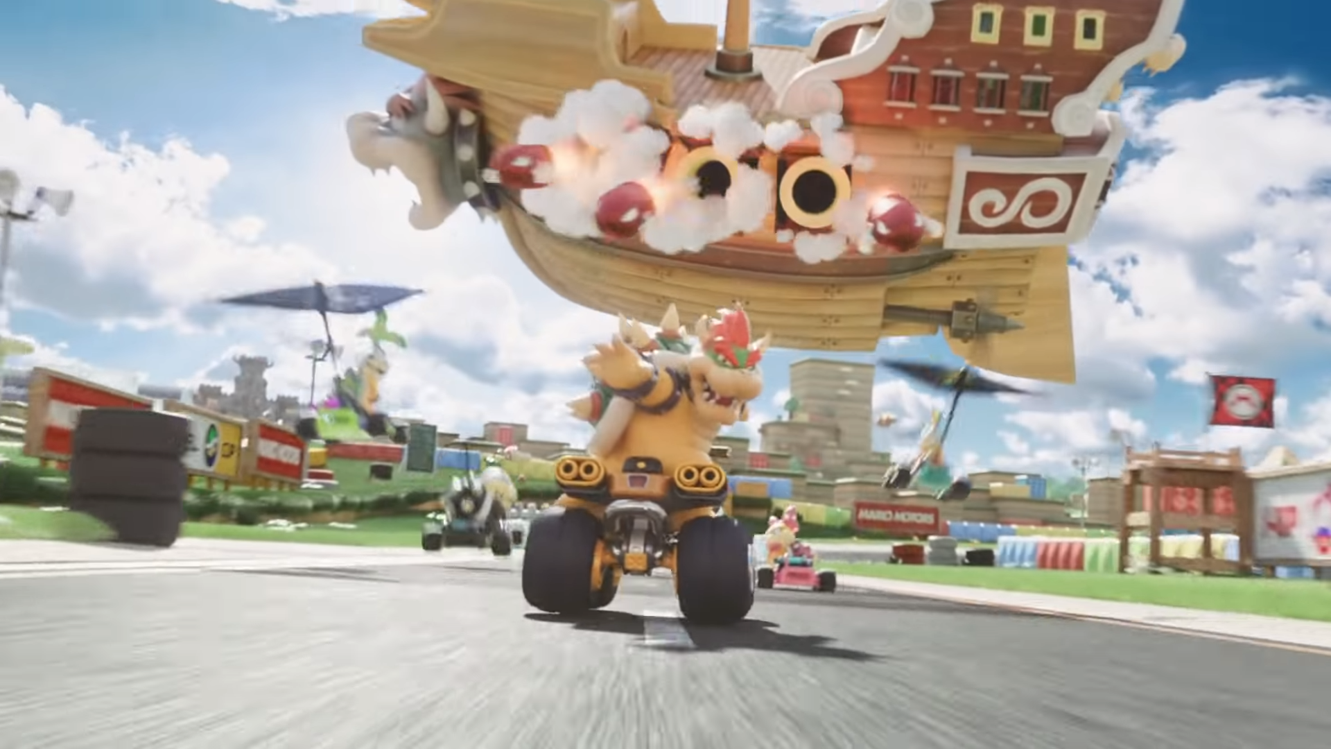Universal Studios Japan Reveals New Details On Super Nintendo World Inside Universal
