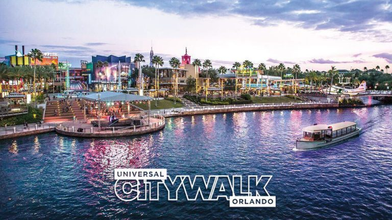 Universal Orlando set to reopen CityWalk for limited operations beginning May 14