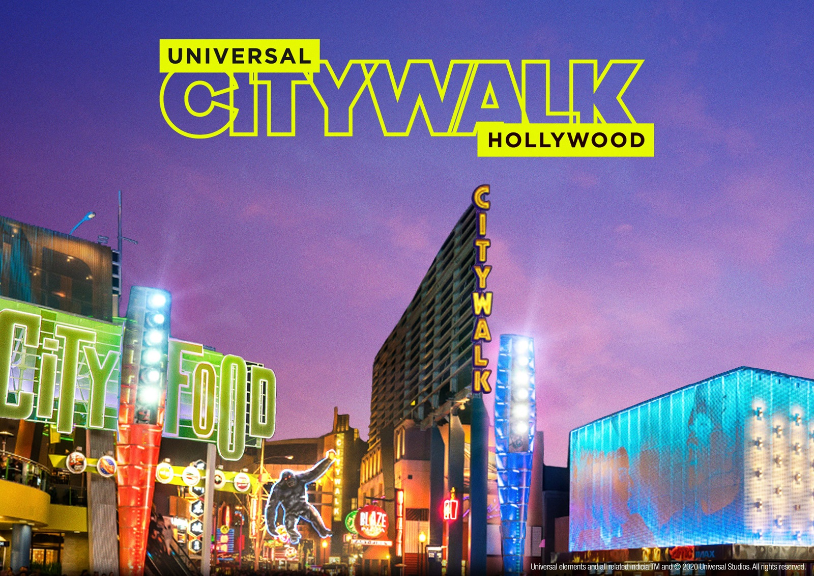Hollywood of Rock Music and Entertainment
