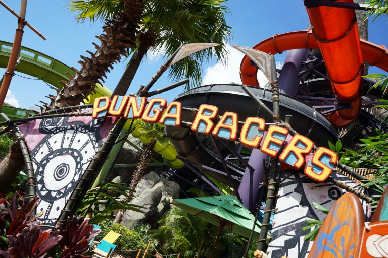 Punga Racers reopens at Volcano Bay as body slide after lengthy refurbishment