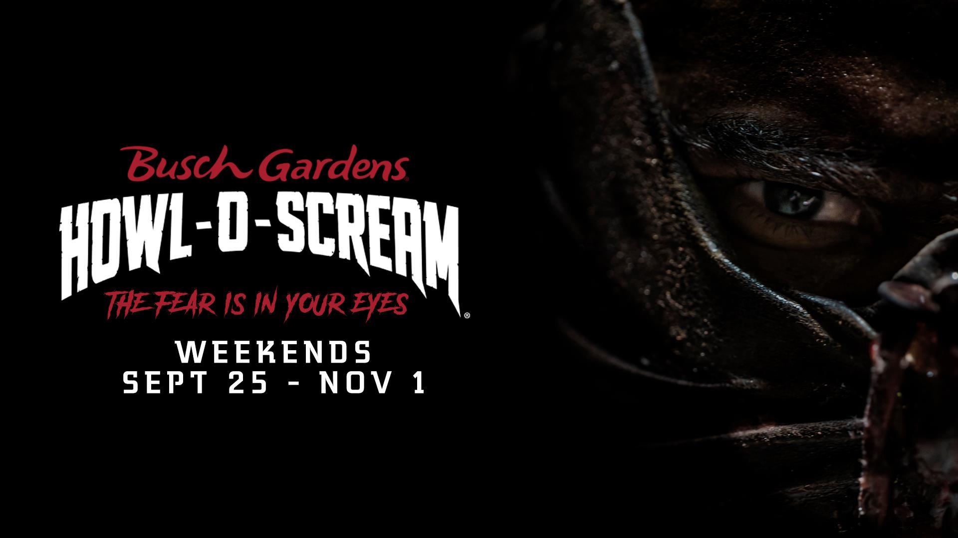 1900x600 BGT Events HowlOScream2020 Info - Busch Gardens Howl O Scream What Rides Open