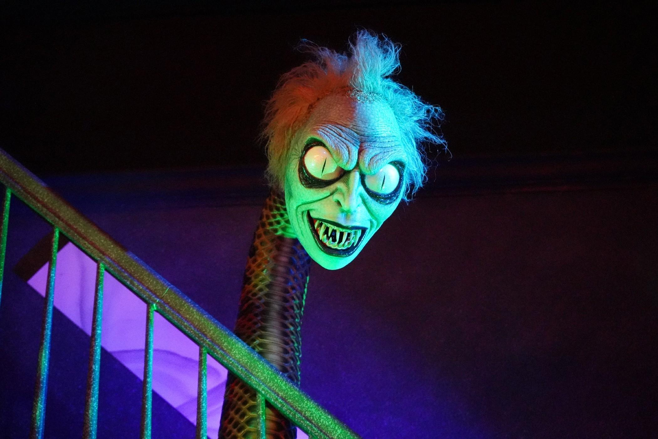 Halloween Horror Nights 20 2020 Beetlejuice theme room opens at Halloween Horror Nights Tribute