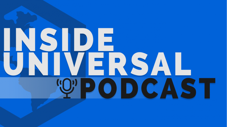 The Inside Universal Podcast: 1-on-1 with Seth Kubersky