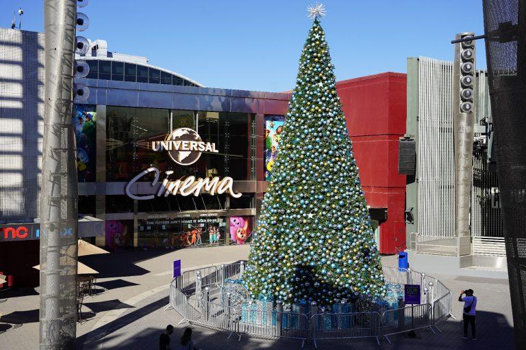 Photo Update: November 16, 2020 – CityWalk at Universal Studios Hollywood
