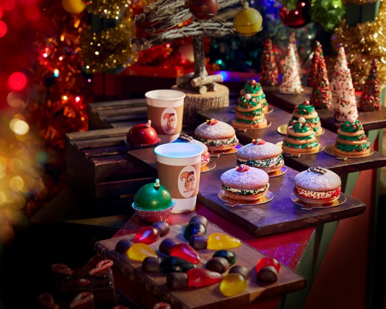 Food & Beverage offerings featured at Universal Orlando's 2020 Holidays Celebration