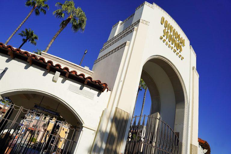 Photo Update: January 31, 2021 – Universal Studios Hollywood