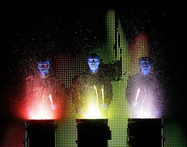 Blue Man Group at Universal Orlando officially closes